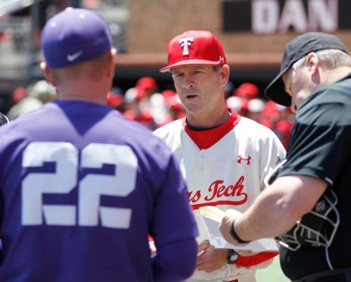 Big 12 baseball tournament: Top seeds Tech, TCU lose openers