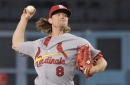 Leake leads Cardinals past Dodgers 6-1