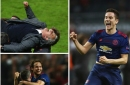 Manchester United played and celebrated in Jose Mourinho's image vs Ajax