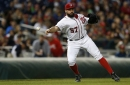 Wire Taps: Nationals should re-sign Jayson Werth; Chris Heisey to DL; Today's game moved up to 12:05...