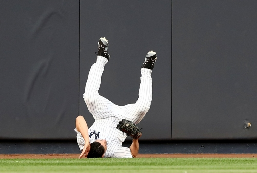 Yankees' Jacoby Ellsbury on 7-day concussion DL; What it means