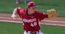 Arkansas baseball gets Mississippi State on Thursday at SEC Tournament