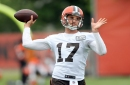 Did Brock Osweiler react well to questions about his 2016 season? (poll)