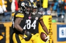 Steelers OTAs Recap Day 2: Antonio Brown discusses plans for future TD celebrations