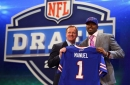 The Buffalo Bills do a poor job of keeping draft picks on their roster