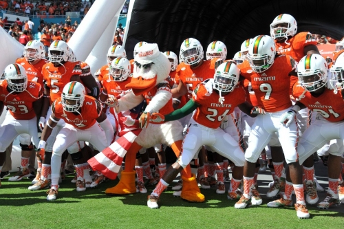 Why I'm a fan of the Miami Hurricanes: John Pickens