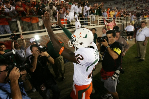 Why I'm a Fan of the Miami Hurricanes: John Reynolds
