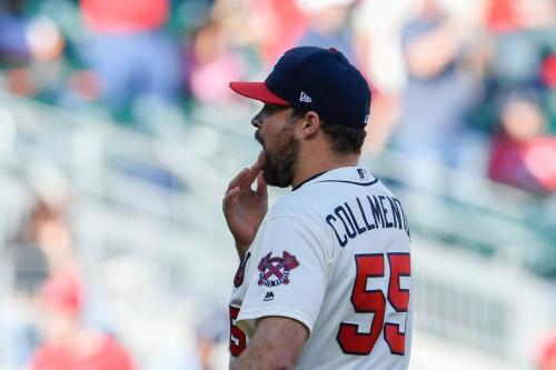 Josh Collmenter designated for assignment, Matt Wisler recalled by Atlanta Braves