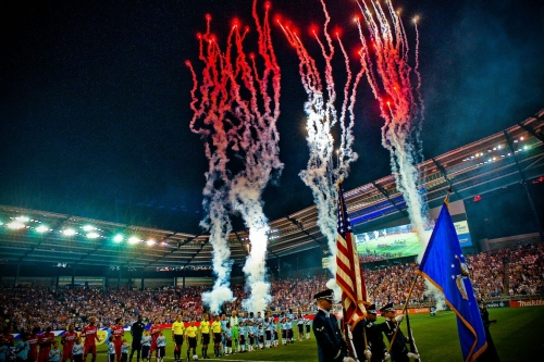 Why I am a fan of Sporting Kansas City