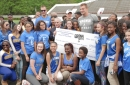 New England Patriots' Rob Gronkowski donates $70K to Boston schools for female sporting equipment