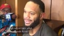 Lance Kendricks talks about coming home to Wisconsin