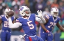 Tyrod Taylor passing stats: Inside and outside the pocket