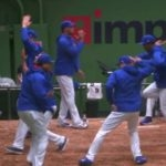 Here's The Reason The Cubs Bullpen Has Turned Into A Dancing Machine