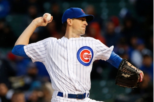 Kyle Hendricks sharp again, beats Giants as Cubs' rotation shapes up