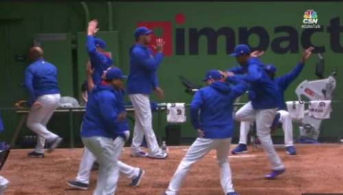 Dancing With the Stars: Cubs' bullpen edition
