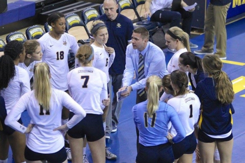 Marquette Volleyball Announces Transfer Of Anna Haak