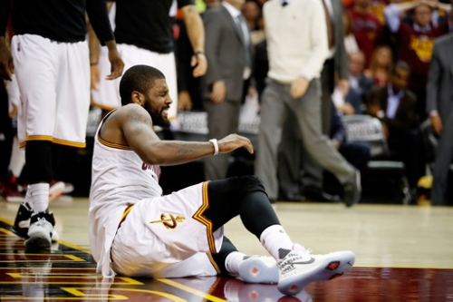 Lue: Cavs' Irving feeling 'good' after Game 4 ankle injury The Associated Press