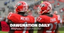 Georgia football podcast: Nick Chubb not the only 'really special' UGA RB