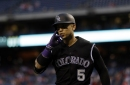 Rockies on verge of team history on road trip, but reliever Mike Dunn is struggling