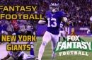2017 Fantasy Football - Top 3 New York Giants