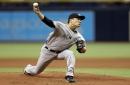 Yankees won't skip Tanaka after rainout as ace hopes to end slump