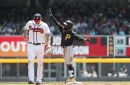 Bartolo Colon rocked as Braves fall to Pirates, 9-4