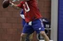 Giants coach denies telling Manning not to throw to Cruz