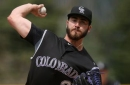 Rockies pitcher Chad Bettis opens up about his ongoing battle with cancer