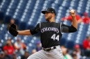 Tyler Anderson, back on track, should bolster Rockies' rotation