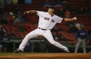Drew Pomeranz strikes out career-high tying 11 Rangers as Red Sox sweep Texas