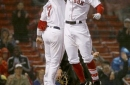 Red Sox win 4th straight, 6-2 over Rangers (May 25, 2017)