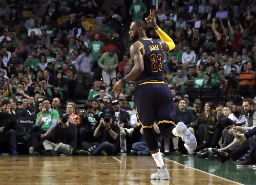 LeBron James surpasses Michael Jordan; Cavs return to NBA Finals