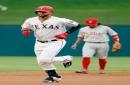 On Deck: Rangers at Blue Jays