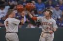 Pitcher Nolan Kingham leads Longhorns past Jayhawks in Big 12 baseball tournament