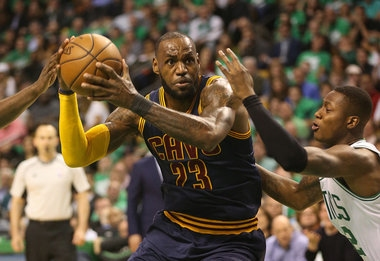 LeBron James first thought about Kyle Korver and Deron Williams after advancing to NBA Finals