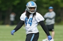 Jalen Reeves-Maybin says he's fully recovered in time for Lions OTAs