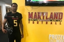 Maryland transfer Garland Owens says he might play defensive back