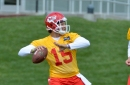 Arrowheadlines: Chiefs QB order is Alex Smith, Tyler Bray and then Patrick Mahomes