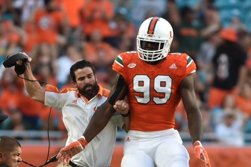 99 days to Miami Hurricanes Football: Top Canes to wear No. 99