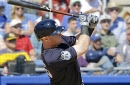 Yankees' Clint Frazier tinkering with swing? (VIDEOS)