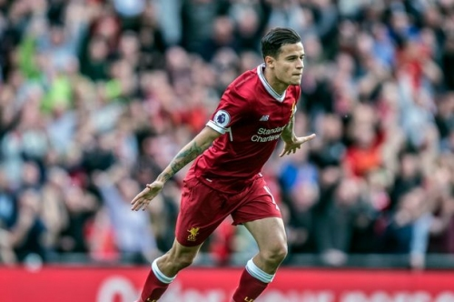 Philippe Coutinho urged to leave Liverpool for Barcelona by Brazil coach Tite