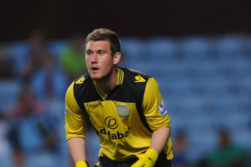 Jed Steer and the Aston Villa goalkeeping conundrum