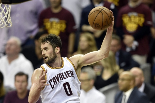 Kevin Love acknowledges bumpy late-season stretch en route to Finals appearance