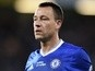 Antonio Conte: 'John Terry will be on the bench'