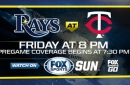 Preview: Archer looks to continue success vs. Twins as Rays begin 9-game road trip
