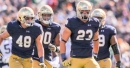 Notre Dame's Tranquill: Georgia game 'carries that extra punch'