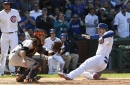 Giants drop game, series to Cubs