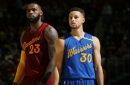 Skip Bayless, Shannon Sharpe debate whether Warriors or Cavs will win an historic NBA Finals