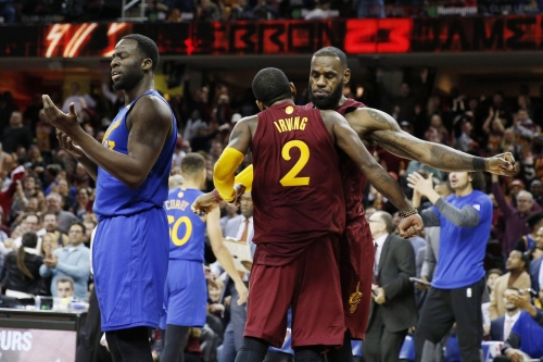 Cavs vs. Warriors, NBA Finals 2017: Full schedule, TV info, and start times