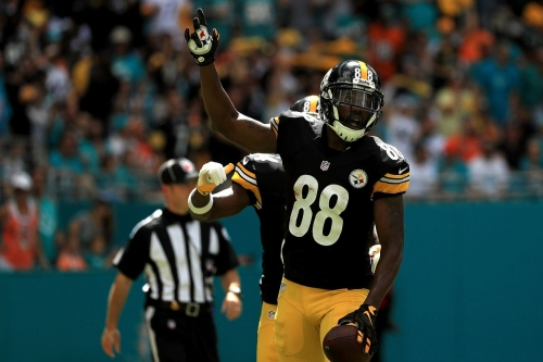 Point/Counterpoint: Is Steelers WR Darrius Heyward-Bey's time up in Pittsburgh?